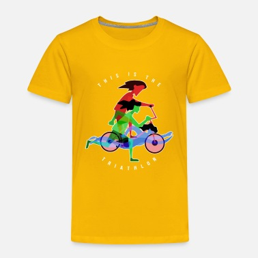 Advent Triathlon - Toddler Premium T-Shirt