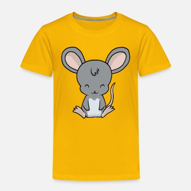 Mouse Little Baby Mouse - Toddler Premium T-Shirt