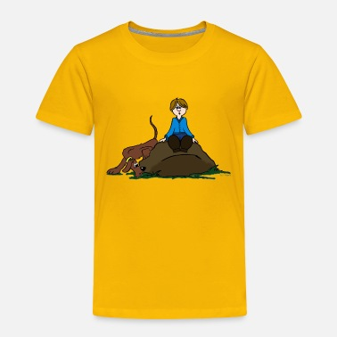 Search Search Dog - Toddler Premium T-Shirt