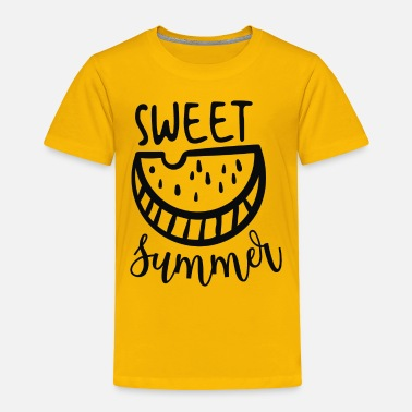 Sweet Roll sweet - Toddler Premium T-Shirt