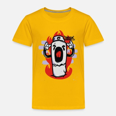 Scream - Toddler Premium T-Shirt