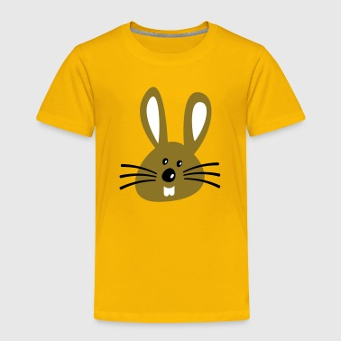 easter bunny - Toddler Premium T-Shirt