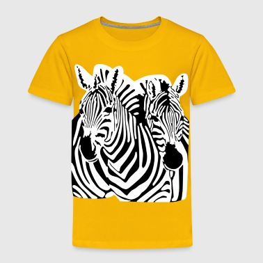 Flight Conchords Zebra - Toddler Premium T-Shirt