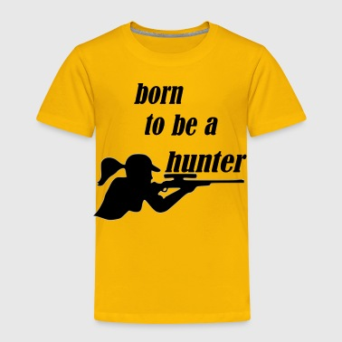 born to be - Toddler Premium T-Shirt