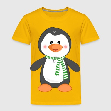 penguin christmas - Toddler Premium T-Shirt
