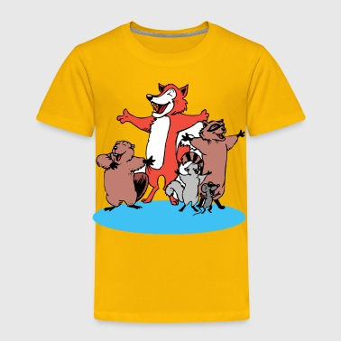 rodent - Toddler Premium T-Shirt