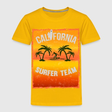california surfer - Toddler Premium T-Shirt