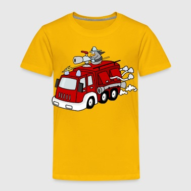 fire engine 23774 1280 - Toddler Premium T-Shirt