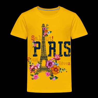 I like Paris - Toddler Premium T-Shirt