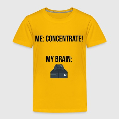 Concentrate - Toddler Premium T-Shirt