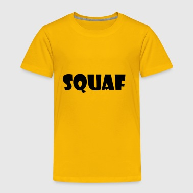 Squaf - Toddler Premium T-Shirt