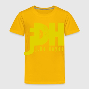 jDH Yellow Logo - Toddler Premium T-Shirt