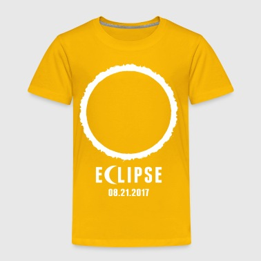 eclipse - Toddler Premium T-Shirt