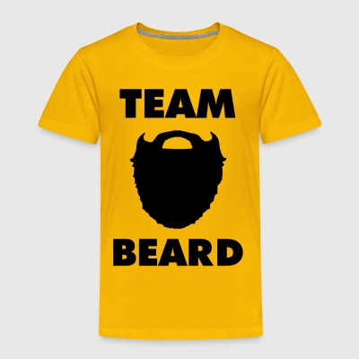 Team_Beard_0002 - Toddler Premium T-Shirt