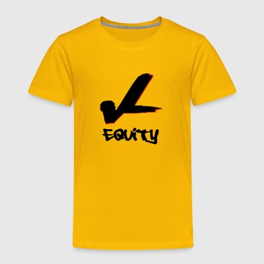 equity vL - Toddler Premium T-Shirt