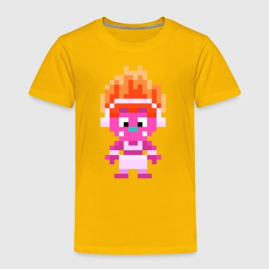 Troll Girl - Toddler Premium T-Shirt