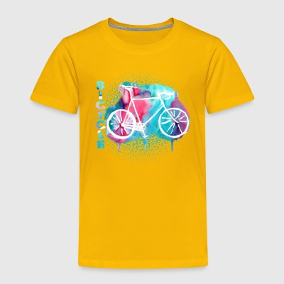 bicycle tee shirt - Toddler Premium T-Shirt