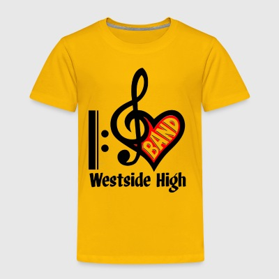 Westside High - Toddler Premium T-Shirt