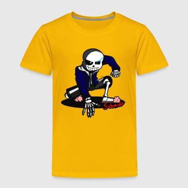 UNDERTALE SANS - Toddler Premium T-Shirt