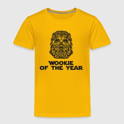 Wookie Of The Year - Toddler Premium T-Shirt