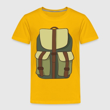 backpack - Toddler Premium T-Shirt