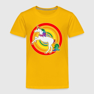 Unicorn Magical - Toddler Premium T-Shirt