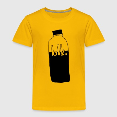 blk water - Toddler Premium T-Shirt