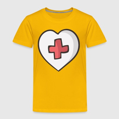I love Medicine - Toddler Premium T-Shirt