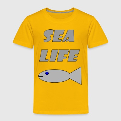 sealife - Toddler Premium T-Shirt
