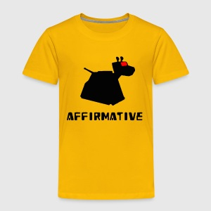 Affirmative - Toddler Premium T-Shirt