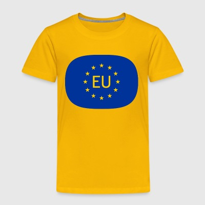VJocys European Union EU - Toddler Premium T-Shirt