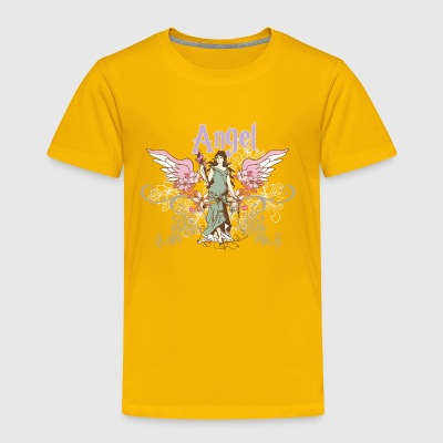 vintage angel - Toddler Premium T-Shirt