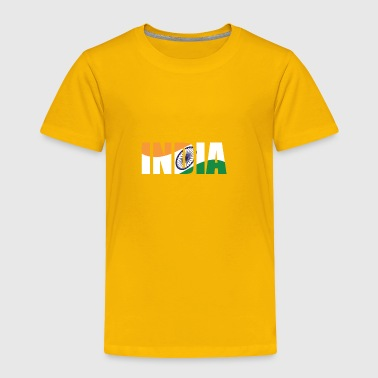 country India - Toddler Premium T-Shirt