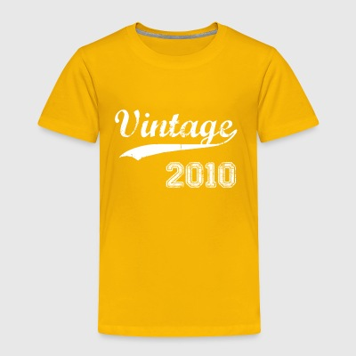 2010 - Toddler Premium T-Shirt