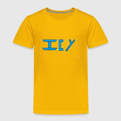 Icy - Toddler Premium T-Shirt