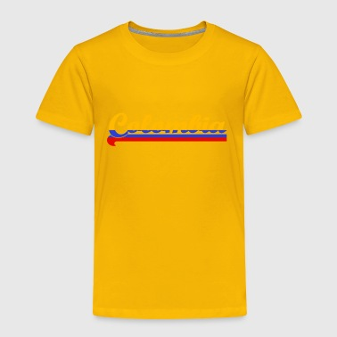 Colombia - Toddler Premium T-Shirt