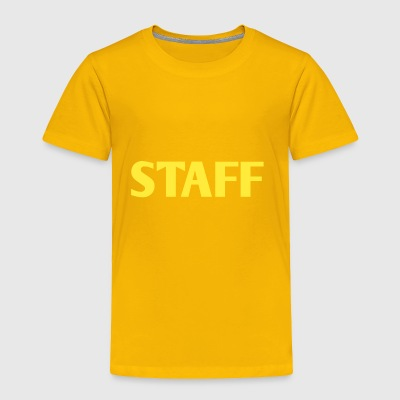 STAFF - Toddler Premium T-Shirt