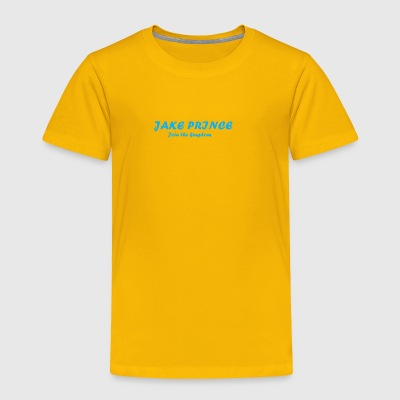 Jake Prince YT Name - Toddler Premium T-Shirt