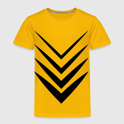 SUPER CHEVRON - Toddler Premium T-Shirt