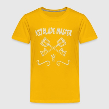 Keyblade Master - Toddler Premium T-Shirt