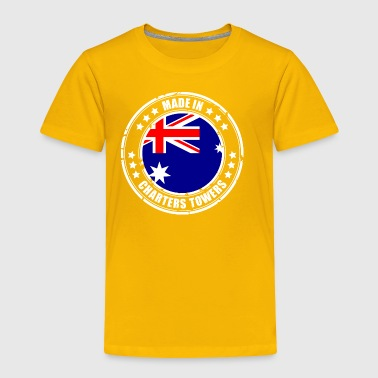 MADE IN CHARTERS TOWERS - Toddler Premium T-Shirt