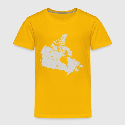 Canada - Toddler Premium T-Shirt