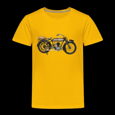 bike16 - Toddler Premium T-Shirt