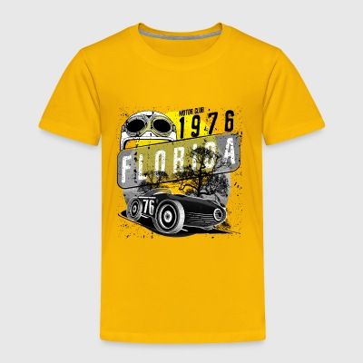 florida motor club - Toddler Premium T-Shirt