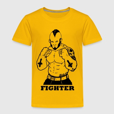 Fighter - Toddler Premium T-Shirt