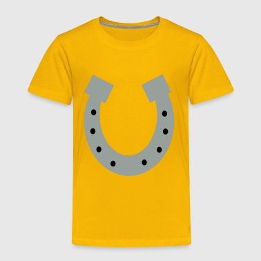 horseshoe - Toddler Premium T-Shirt
