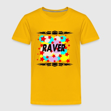 raver - Toddler Premium T-Shirt