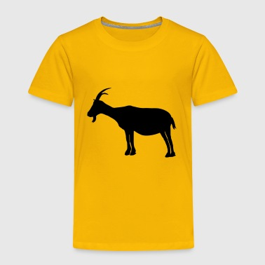 goat - Toddler Premium T-Shirt