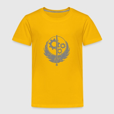 Brotherhood Of Steel Fallout 3 4 - Toddler Premium T-Shirt