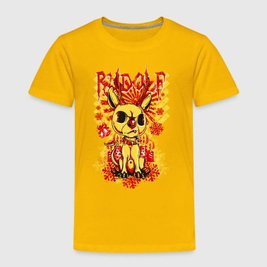 zombie deer - Toddler Premium T-Shirt